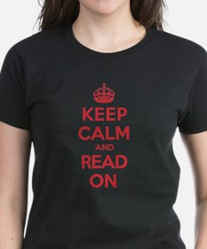 Keep Calm Read Tee