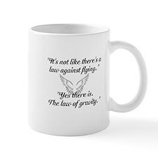 flying Small Mug