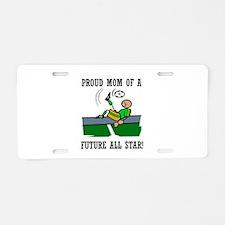 Cool mom designs Aluminum License Plate