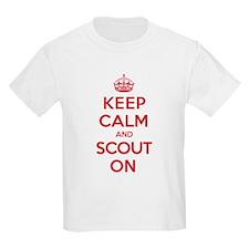 Keep Calm Scout T-Shirt