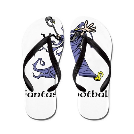 Fantasy Football Flip Flops