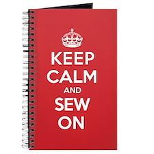 K C Sew On Journal