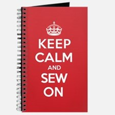 K C Sew On Journal
