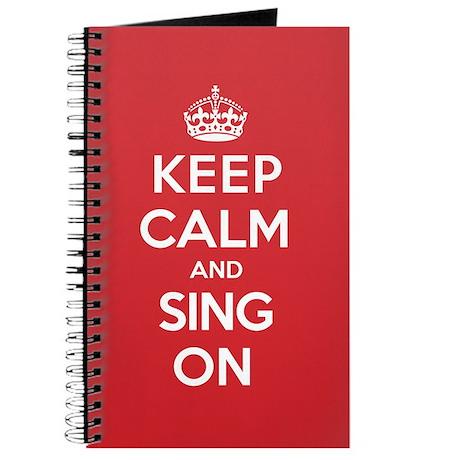 K C Sing On Journal