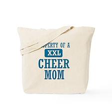 Cool Cheer mom designs Tote Bag