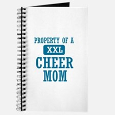 Cool Cheer mom designs Journal