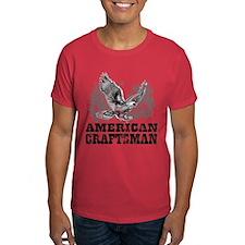 American Craftsman Distressed T-Shirt