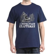 American Craftsman Distressed T-Shirt
