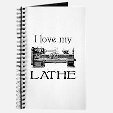 I Love My Lathe Journal