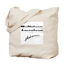 Proud Mixed Heritage Tote Bag