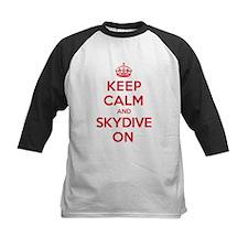 K C Skydive On Tee