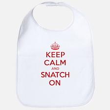 K C Snatch On Bib
