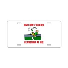 Cool Parents designs Aluminum License Plate