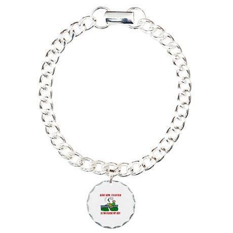 Cool Parents designs Charm Bracelet, One Charm