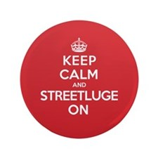 "K C Streetluge On 3.5"" Button"