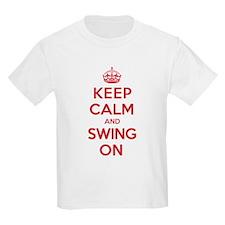 K C Swing On T-Shirt