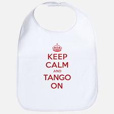 K C Tango On Bib