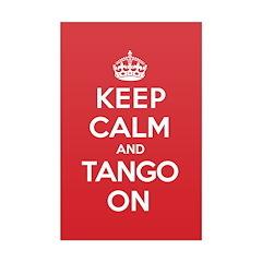 K C Tango On Posters