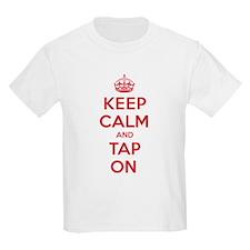 K C Tap On T-Shirt