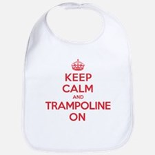 K C Trampoline On Bib