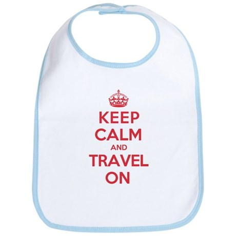 K C Travel On Bib