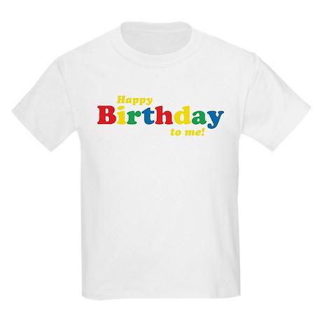 happybirthdayblack T-Shirt