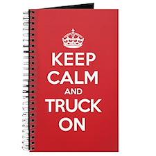 K C Truck On Journal