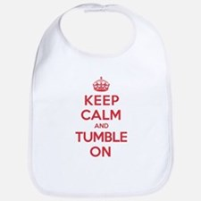 K C Tumble On Bib