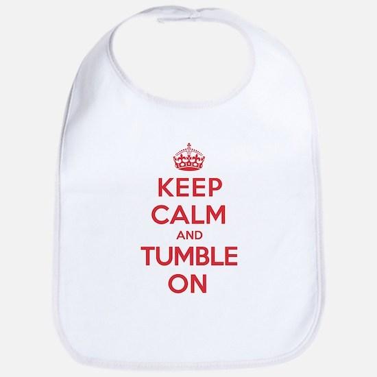 K C Tumble On Bib