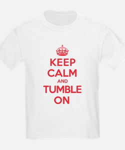 K C Tumble On T-Shirt