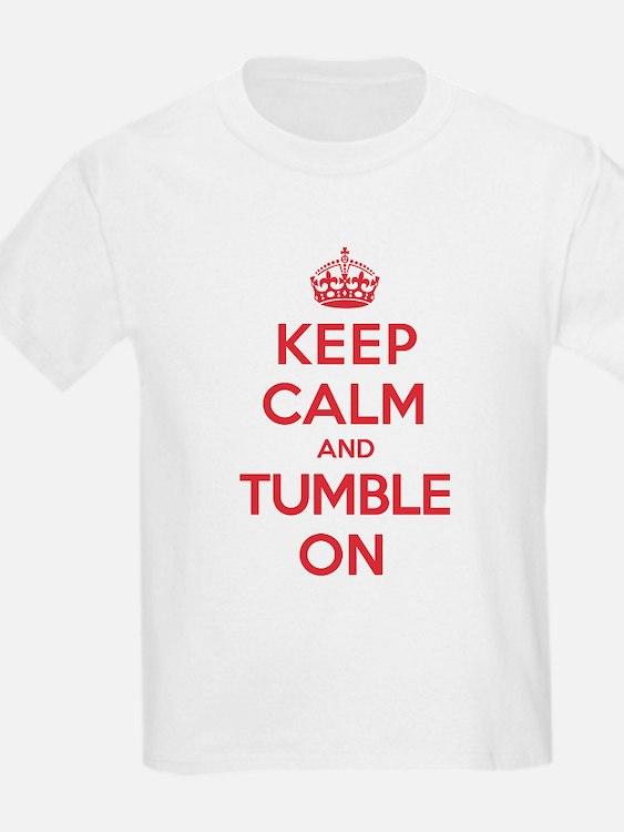 K C Tumble On T-Shirt