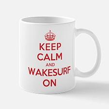 K C Wakesurf On Mug