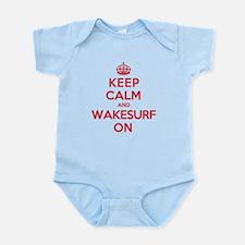 K C Wakesurf On Infant Bodysuit