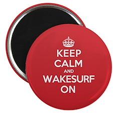 K C Wakesurf On Magnet