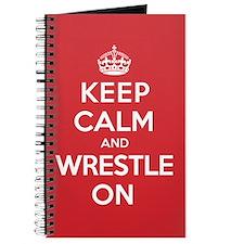 K C Wrestle On Journal