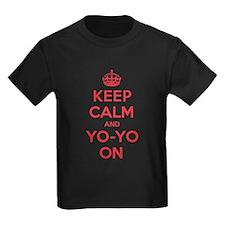 K C Yo-Yo On T