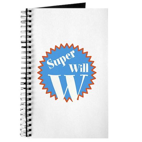 Super Will Journal
