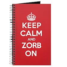 K C Zorb On Journal