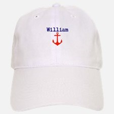 William Anchor Baseball Baseball Cap