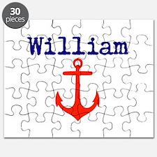 William Anchor Puzzle