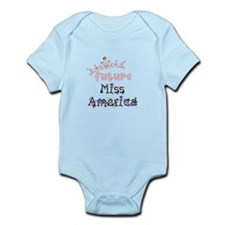 Future Miss America Infant Bodysuit