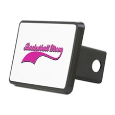 Basketball Mom designs Hitch Cover