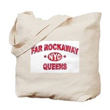 Far Rockaway Queens Tote Bag
