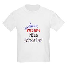 Future Miss America T-Shirt