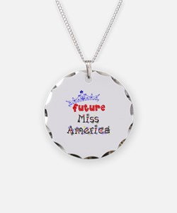 Future Miss America Necklace