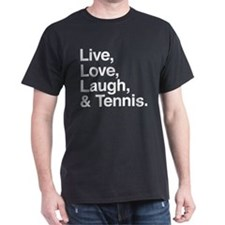love and tennis T-Shirt