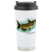 Channel Catfish Travel Mug