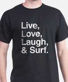 love and surf T-Shirt