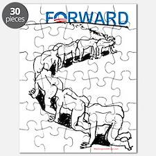 Obama Sheeple: Puzzle