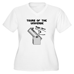 Tour The Cosmos T-Shirt